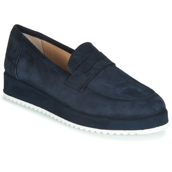 Shoes Women Loafers André CLICK Marine