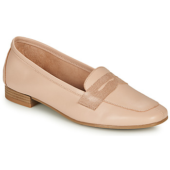 Shoes Women Loafers André NAMOURS Nude