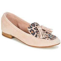 Shoes Women Loafers André CONGO Pink