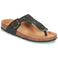 Shoes Women Flip flops André RILA Black