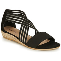Shoes Women Sandals André RABAT Black