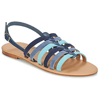 Shoes Women Sandals André SECRETE Blue