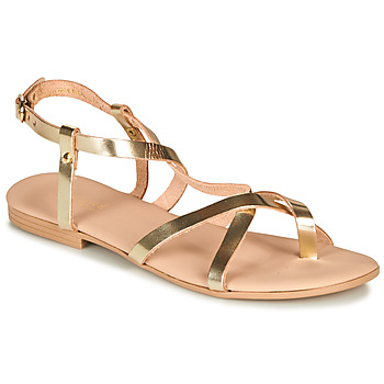 Shoes Women Sandals André RAFFOLE Gold