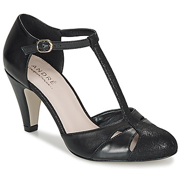 Shoes Women Court shoes André CANCAN Black