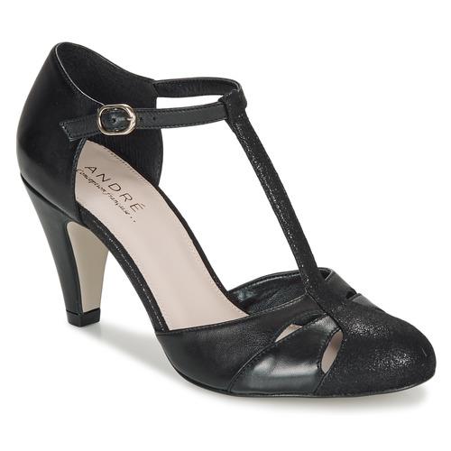 Shoes Women Court shoes André CANCAN Black