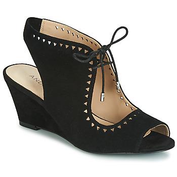 Shoes Women Sandals André SCOOP Black