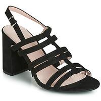 Shoes Women Sandals André CAPUCINE Black