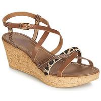 Shoes Women Sandals André RAMATA Brown