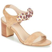 Shoes Women Sandals André SUPENS Beige