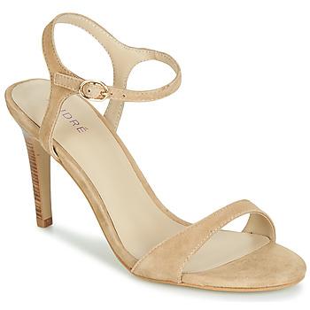 Shoes Women Sandals André SAXO Beige