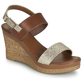 Shoes Women Sandals André RIMELLE Gold
