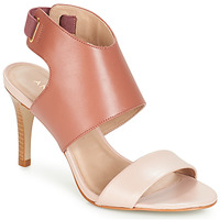 Shoes Women Sandals André CASSIOPE Pink