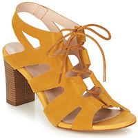 Shoes Women Sandals André ROMANESQUE Yellow