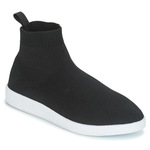 Shoes Women Low top trainers André ATINA Black