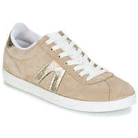 Shoes Women Low top trainers André SPRINTER Beige