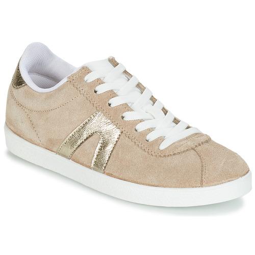 Shoes Women Low top trainers André SPRINTER Beige
