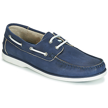 Shoes Men Boat shoes André PORT CROS Marine