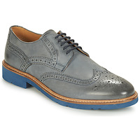 Shoes Men Derby shoes André FLOWER Grey / Blue