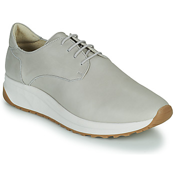 Shoes Men Low top trainers André VELVETINE Grey