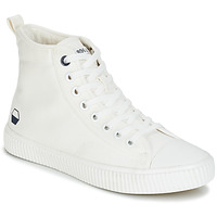 Shoes Men High top trainers André SUBWAY White