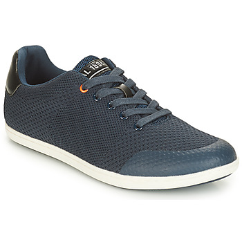 Shoes Men Low top trainers André DUK Blue