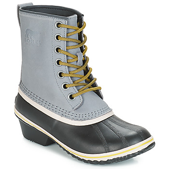 Shoes Women Snow boots Sorel SLIMPACK™ 1964 Grey / Black
