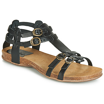 Shoes Women Sandals Kickers ANA Black