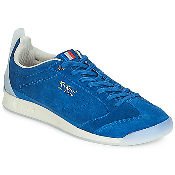 Shoes Men Low top trainers Kickers KICK 18 Blue