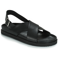 Shoes Men Sandals Kickers SANDROSS Black
