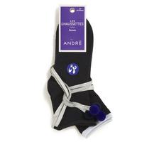 Clothes accessories Women Socks André DANSE Marine