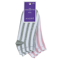 Clothes accessories Women Socks André OLIVIA Multicoloured
