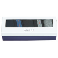 Clothes accessories Men Socks André MATHEW Multicoloured