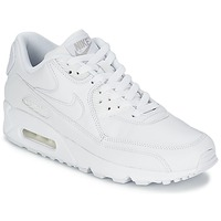 Shoes Men Low top trainers Nike AIR MAX 90 White