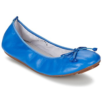 Shoes Women Ballerinas Mac Douglas ELIANE Blue