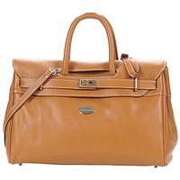 Bags Women Handbags Mac Douglas BUFFLE NICKEL PYLA S Brown