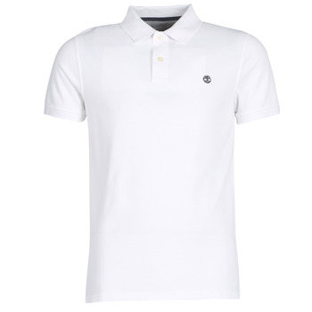 material Men short-sleeved polo shirts Timberland SS POLO White