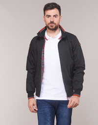 material Men Blouses Harrington MICK Black