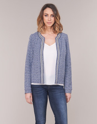 material Women Jackets / Blazers Marc O'Polo CARACOLITE Blue