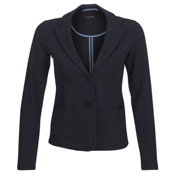 material Women Jackets / Blazers Marc O'Polo CARACOLIDE Marine