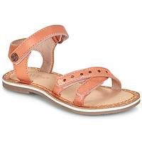 Shoes Girl Sandals Kickers DIDONC Pink / Metal
