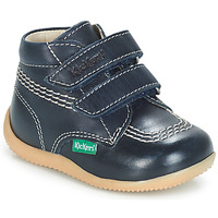 Shoes Boy Mid boots Kickers BILLY VELK Marine