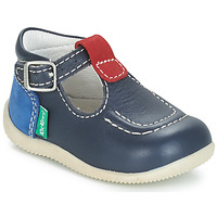 Shoes Children Ballerinas Kickers BONBEK Marine
