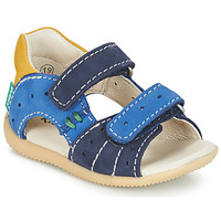 Shoes Boy Sandals Kickers BOPING Blue