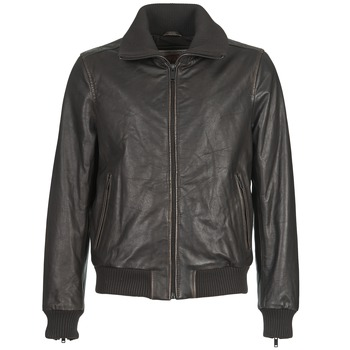 material Men Leather jackets / Imitation le Chevignon B-THIAGO Brown