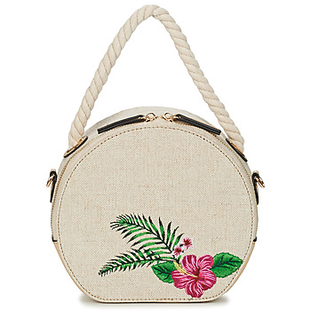 Bags Women Shoulder bags André ISALYNE Beige