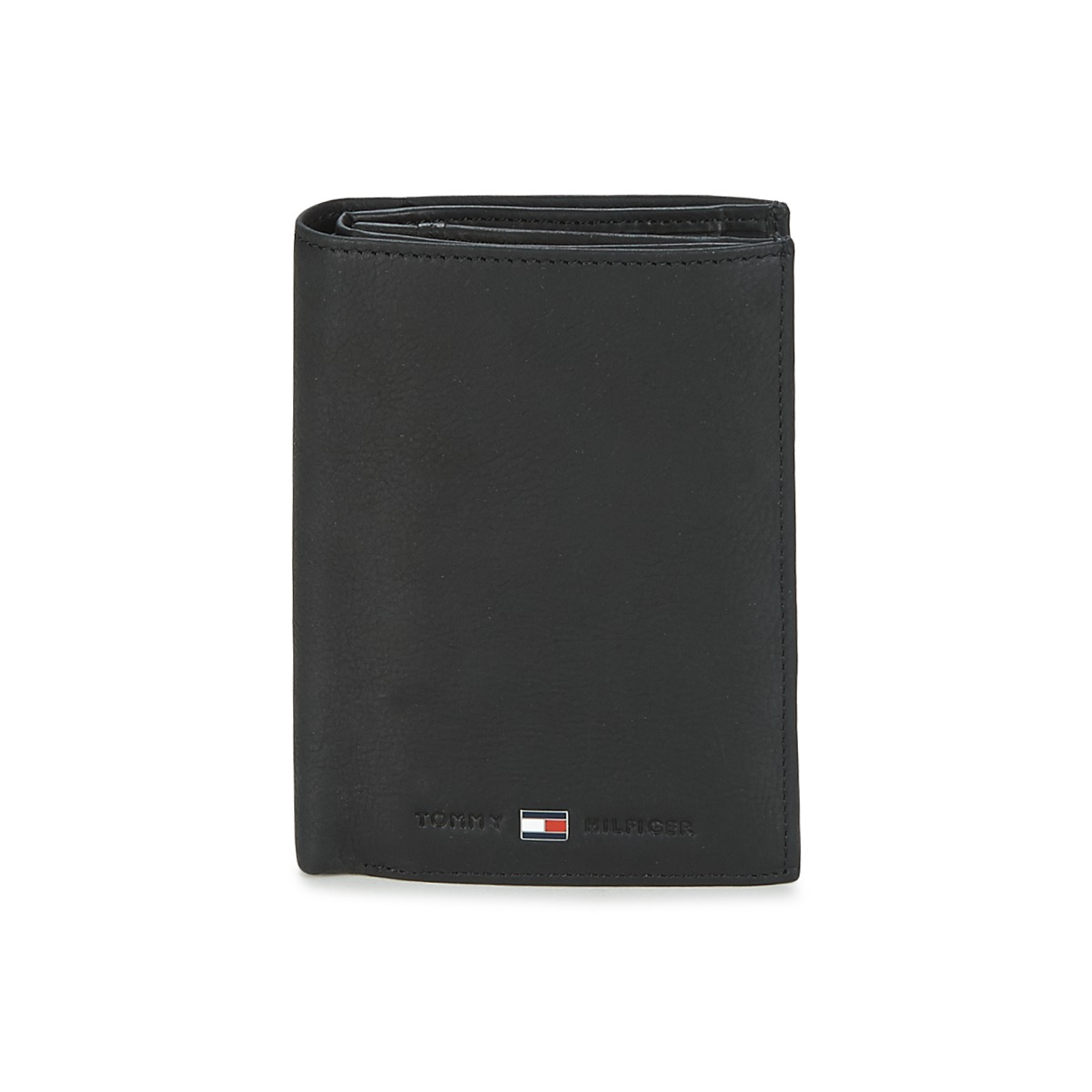 Preconcepción Doctrina moderadamente  Tommy Hilfiger JOHNSON N/S WALLET W/COIN POCKET Black - Free delivery |  Spartoo NET ! - Bags Wallets Men USD/$82.00
