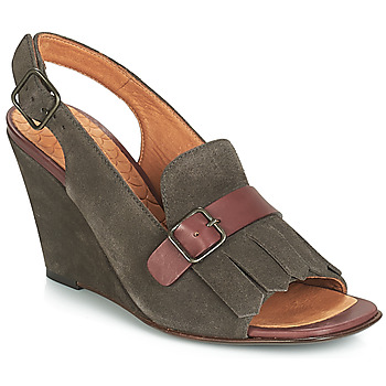 Shoes Women Sandals Chie Mihara  Grey