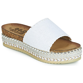 Shoes Women Mules Refresh 69706 White
