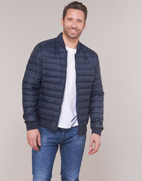 material Men Duffel coats Selected SLHPADDED BOMBER Marine