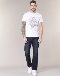 material Men straight jeans Replay WAITON Blue / Dark